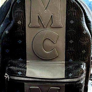 Men's MCM backpack